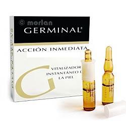 Germinal ampollas efecto inmediato